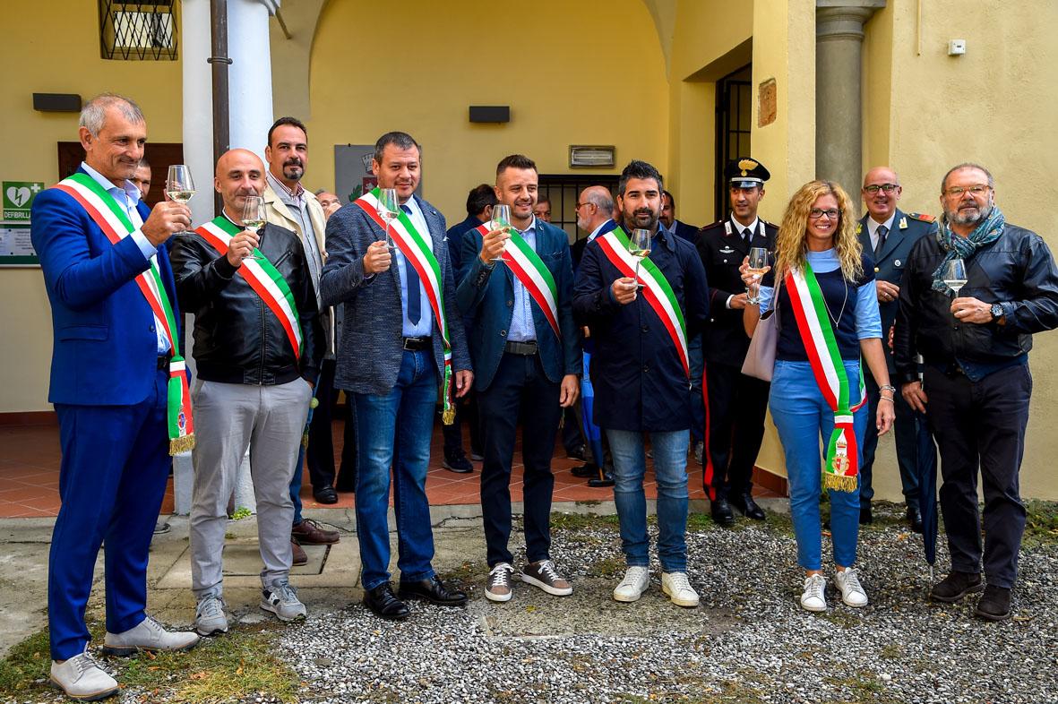 Inaugurazione Valtdione Wine Fest